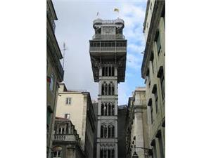 Elevador Santa Justa - Tourist Attraction in Lisbon