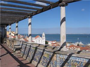 Viewpoints - Tourist Attraction in Lisbon