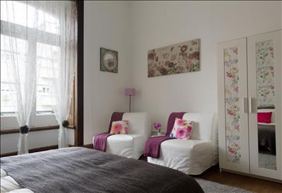 Bedroom 1 (2 sofa beds)
