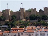 The Castle of São Jorge - Tourist Attraction in Lisbon