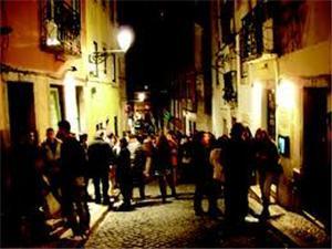 Bairro Alto - Nightlife in Lisbon