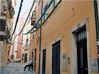 1) Lisbon Historic Center in Lisboa