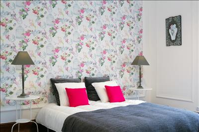 Bedroom 1 (double bed or 2 singles)