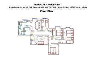 Floor plan barao
