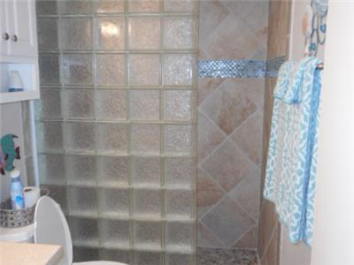 Master bath - Walk in shower