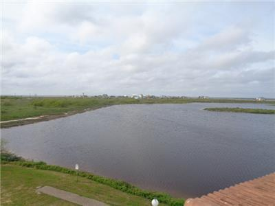 View of Copano Bay