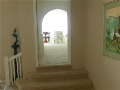 Entry to master bedroom
