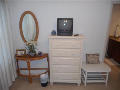 TV in 2nd guest bedroom