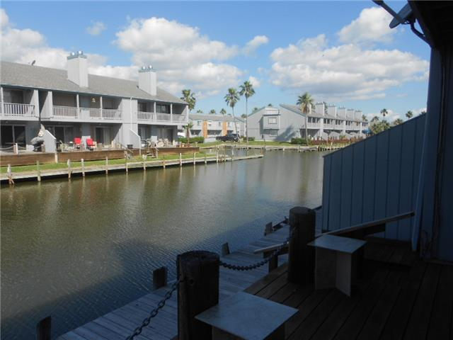 Canal view and lower deck