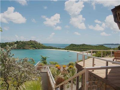 Villa in Galley Bay