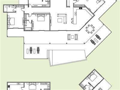 Villa Liene Floorplan