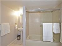 2 BR - Both bathrooms offer tub/shower