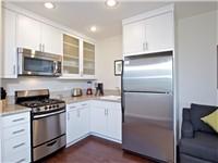 1 BR - Brandnew kitchen with finest appliances