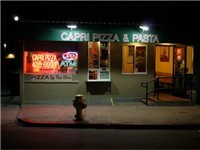 Capri Pizza and Pasta  - Restaurant in San Diego