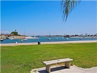 Bay - perfect area for families