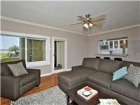 2 BR - comfortable seating in living room