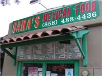 Sara's Mexican Food - Restaurant in San Diego