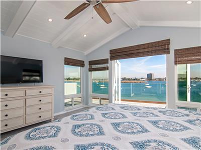 Beautiful View from Master Bedroom