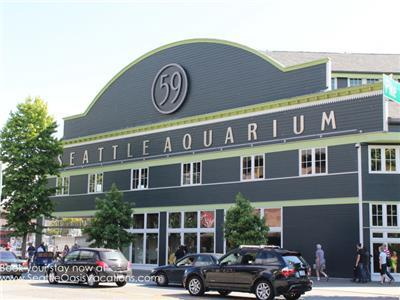 Seattle Aquarium must see on Seattle's Waterfront