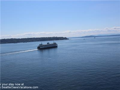 Take a ferry for a true Seattle experience.
