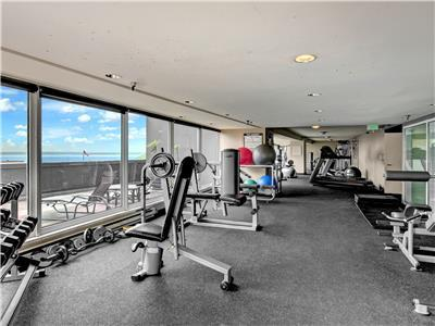 NEWMARK Common Areas gym