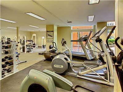 BTC Common Areas Pro Gym