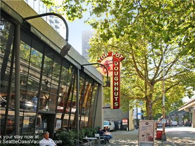 Great Seattle establishments all around!