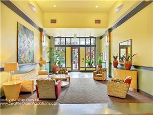 Tuscan Oasis First Avenue Lobby