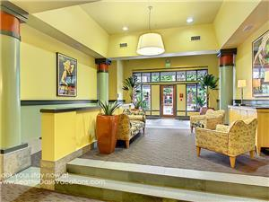 Seattle Oasis Second Avenue Lobby
