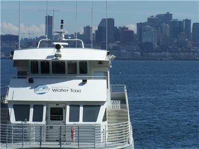 Alki, Water Taxi