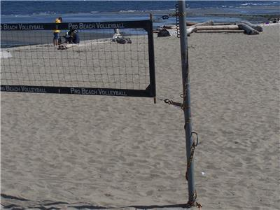 Alki, Beach Volleyball