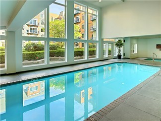 Belltown Court Pool available for Vacation Rental