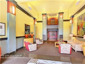 1st Avenue Lobby, Seattle Oasis Vacation Rentals