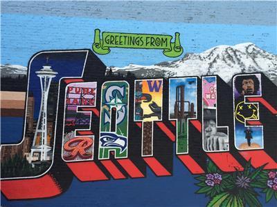 Seattle Mural