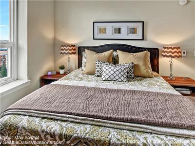 Cozy and comfy bedroom