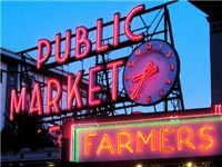 Pike Place Market - Tourist Attraction in Seattle