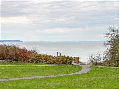 Discovery Park is less than two miles