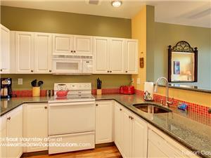 Well equipped kitchen for you convenience