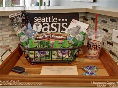 Welcome to Seattle Oasis Vacation Rentals!