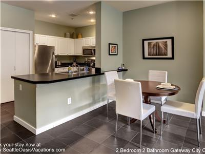 Kitchen is part of great room.