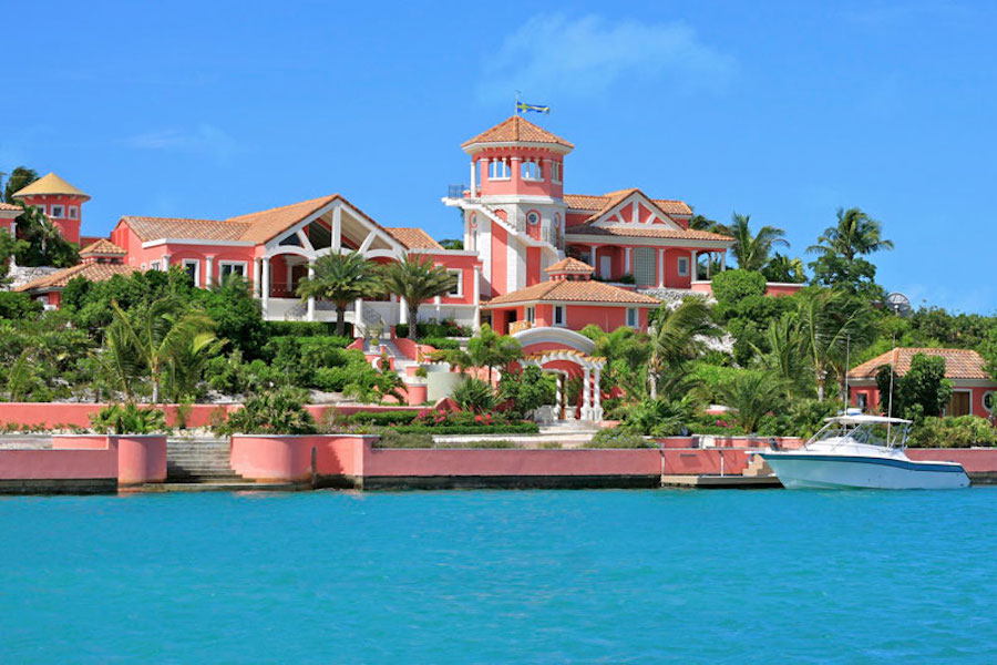villa mani at providenciales turks and caicos ocean and sunset views private beach high end vil from 3760 to 13110 per night