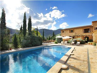 Holiday villa in Soller