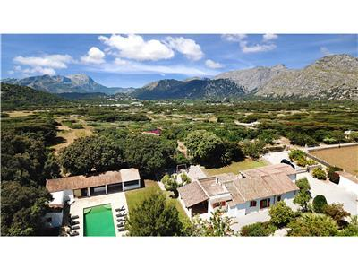 Holiday villa in Pollensa, Mallorca