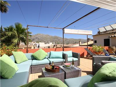 Mallorca town house rental