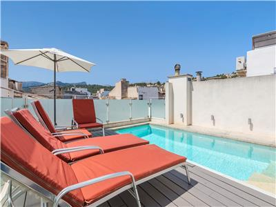 Majorca town house to rent