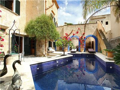 Home rental in Majorca