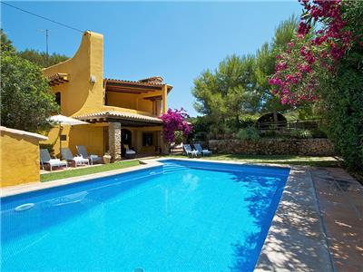 Holiday villa in Cala Sant Vicente, Mallorca
