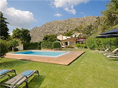 Holiday villa in Pollensa