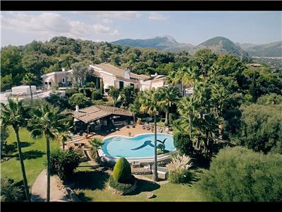 Holiday cottage in Majorca