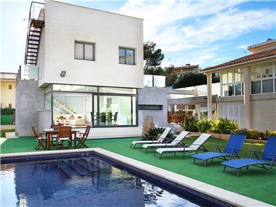 Holiday villa in Alcudia, Mallorca